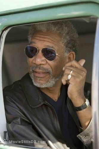 10 Items or Less - Publicity still of Morgan Freeman