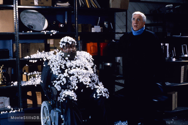 The Naked Gun 2 The Smell Of Fear - Publicity Still Of -2743