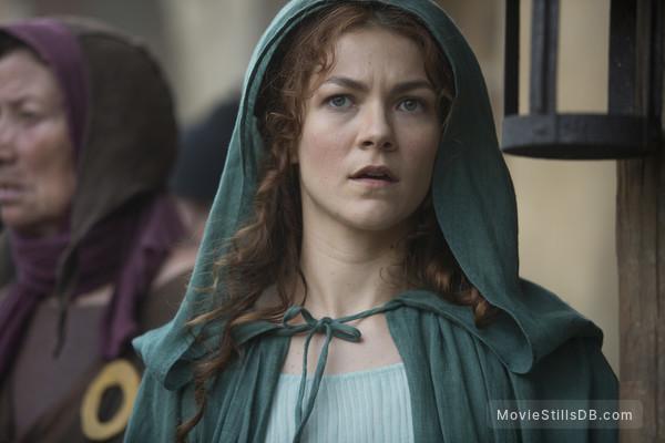 Knightfall - Publicity still of Olivia Ross