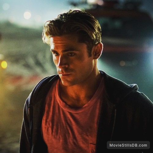 Baywatch - Publicity still of Zac Efron