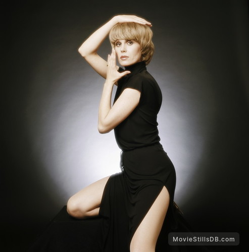 The New Avengers - Promo shot of Joanna Lumley