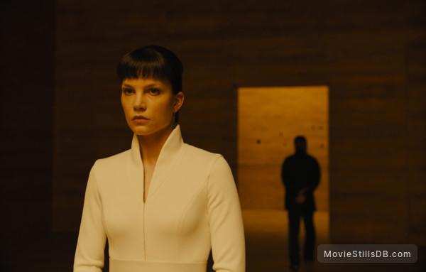 Blade Runner 2049 - Publicity still of Sylvia Hoeks