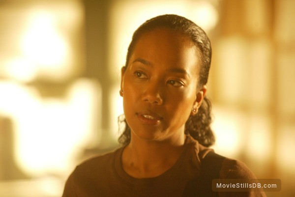 The Wire - Publicity still of Sonja Sohn