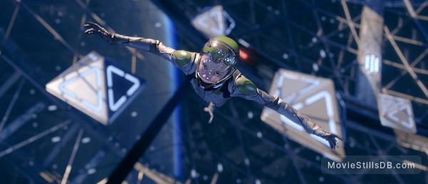 Ender's Game - Publicity still of Asa Butterfield