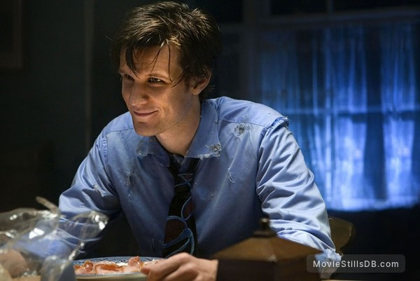 Doctor Who - Publicity still of Matt Smith