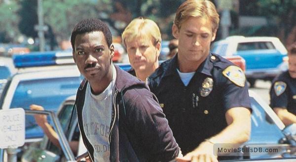 Beverly Hills Cop - Publicity still of Eddie Murphy
