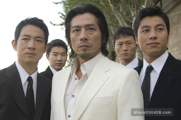 Rush Hour 3 - Publicity still of Hiroyuki Sanada