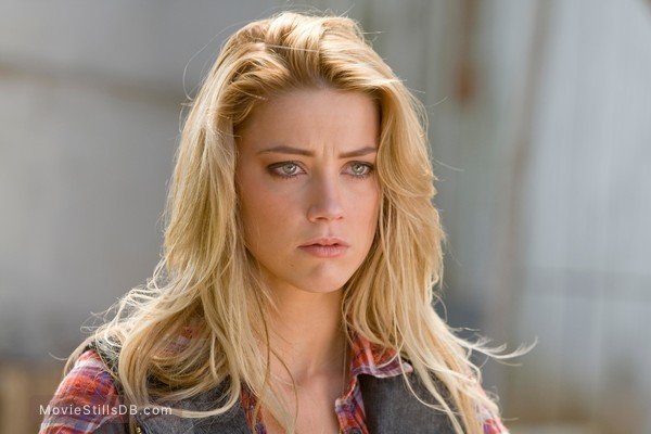 Drive Angry - Publicity still of Amber Heard