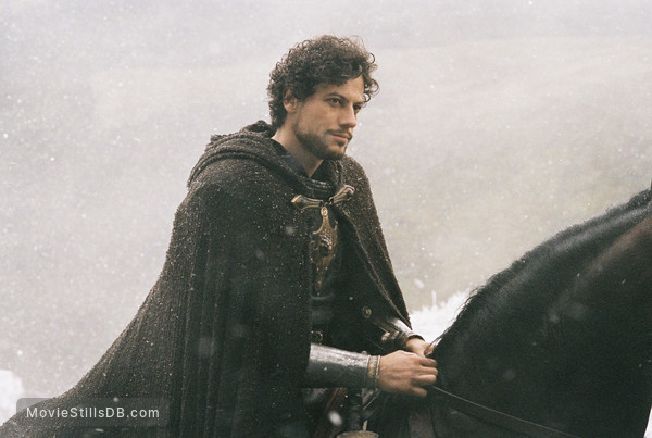 King Arthur - Publicity still of Ioan Gruffudd