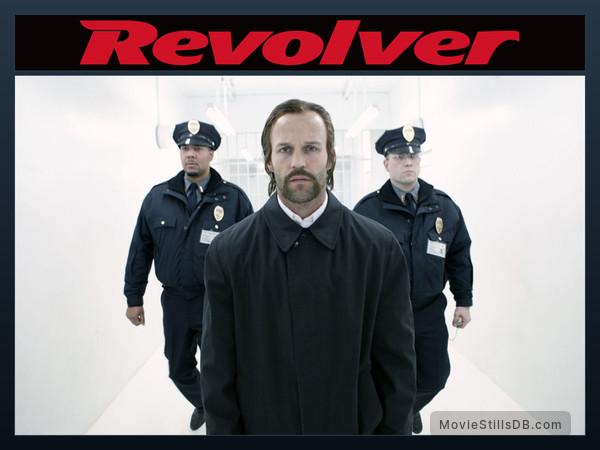 Revolver - Wallpaper with André Benjamin  |Elana Binysh Revolver