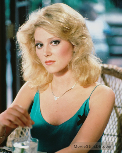 Dallas - Promo shot of Audrey Landers