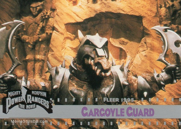 Mighty Morphin Power Rangers: The Movie - Lobby card
