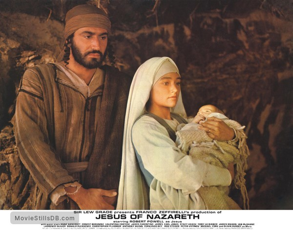 Jesus of Nazareth - Lobby card