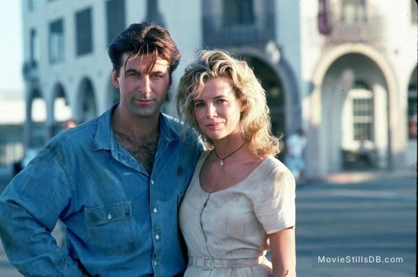 The Getaway - Promo shot of Alec Baldwin & Kim Basinger