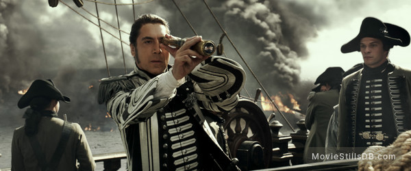 Pirates of the Caribbean: Dead Men Tell No Tales - Publicity still of Juan Carlos Vellido
