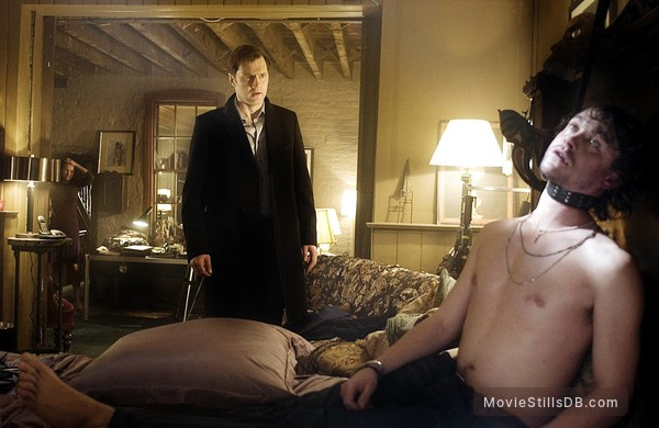 Basic Instinct 2 - Publicity still of David Morrissey & Hugh Dancy