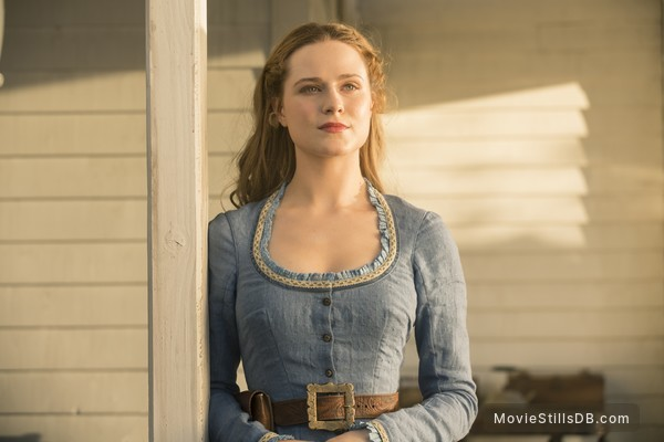 Westworld - Publicity still of Evan Rachel Wood