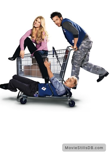 Employee Of The Month - Promo shot of Dane Cook, Jessica Simpson & Dax Shepard