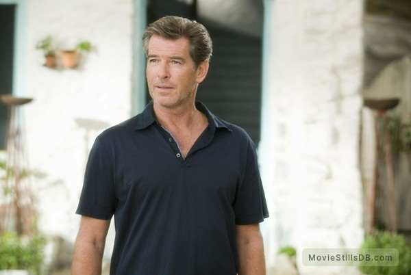 Mamma Mia! - Publicity still of Pierce Brosnan