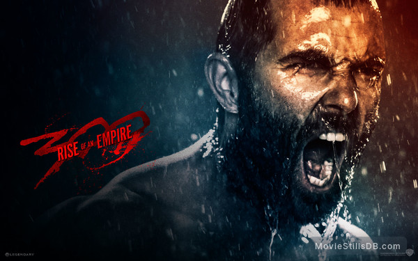 300 Rise Of An Empire Wallpaper With Sullivan Stapleton