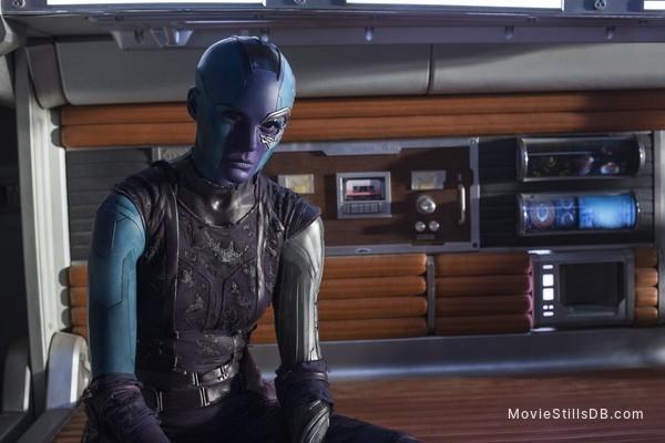 Guardians of the Galaxy Vol. 2 - Publicity still of Karen Gillan
