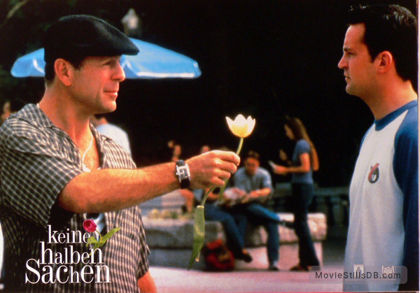 The Whole Nine Yards - Lobby card with Bruce Willis & Matthew Perry