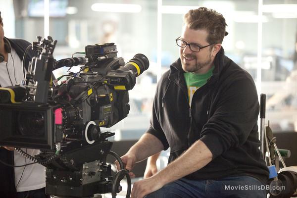 Horrible Bosses - Behind the scenes photo of Seth Gordon