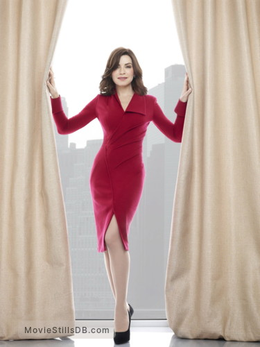 The Good Wife - Promo shot of Julianna Margulies
