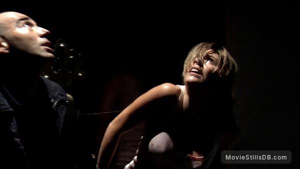 [Rec] - Publicity still of Manuela Velasco & Ferran Terraza