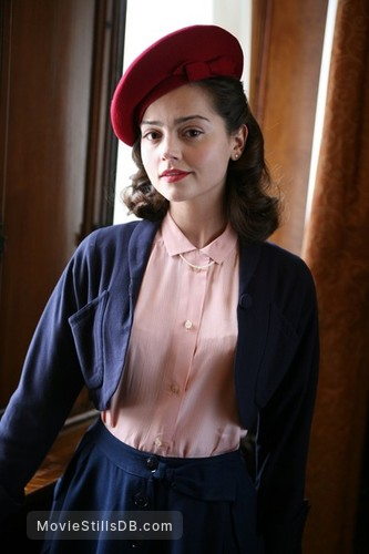 Room at the Top - Promo shot of Jenna Coleman