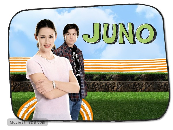 Juno - Wallpaper with Jennifer Garner & Jason Bateman