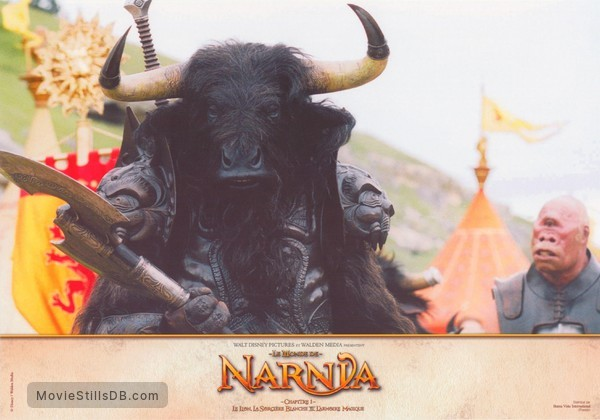 Human-Headed Bull | The Chronicles of Narnia Wiki | FANDOM powered ...