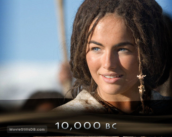 10,000 BC - Wallpaper with Camilla Belle