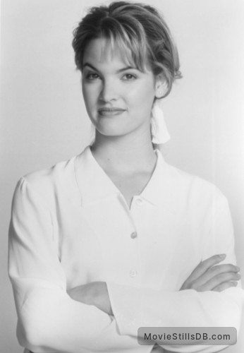 Billy Madison - Promo shot of Bridgette Wilson