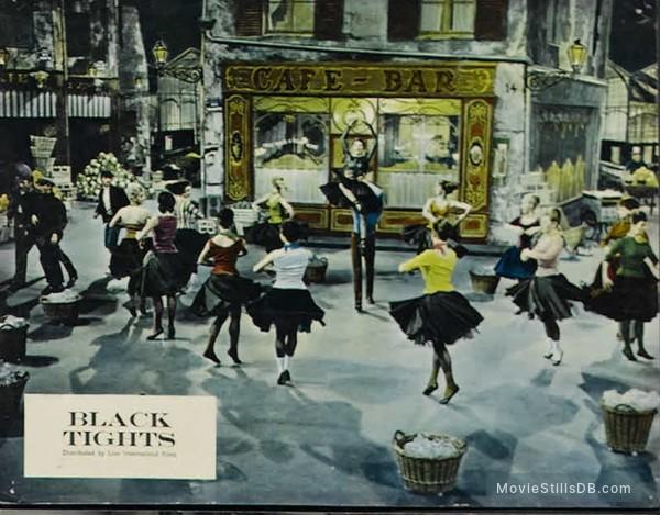 1-2-3-4 ou Les Collants noirs - Lobby card