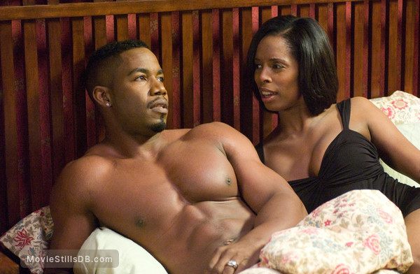 Why Did I Get Married? - Publicity still of Tasha Smith & Michael Jai White