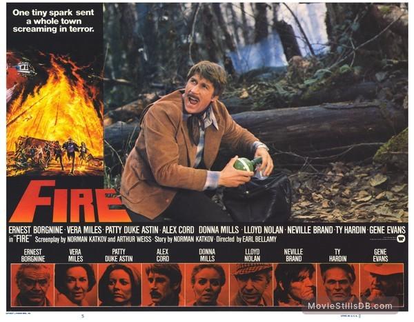 Fire! - Lobby card