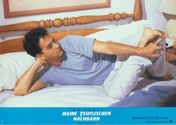 The 'Burbs - Lobby card with Tom Hanks