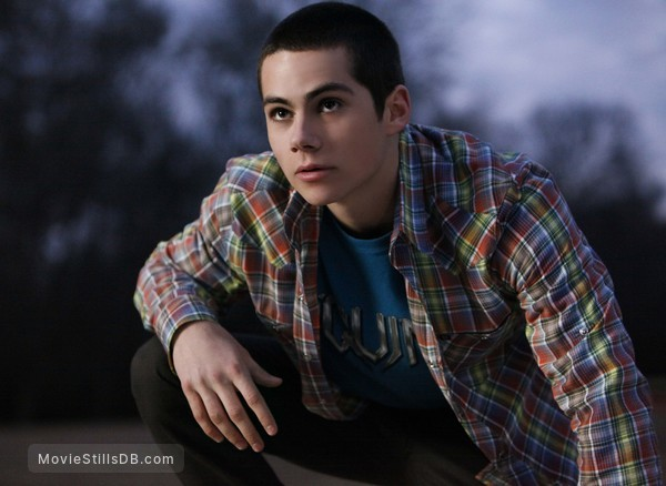 Teen Wolf - Publicity still of Dylan O'Brien