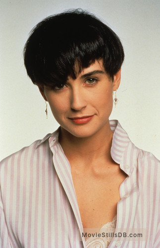 Ghost - Promo shot of Demi Moore
