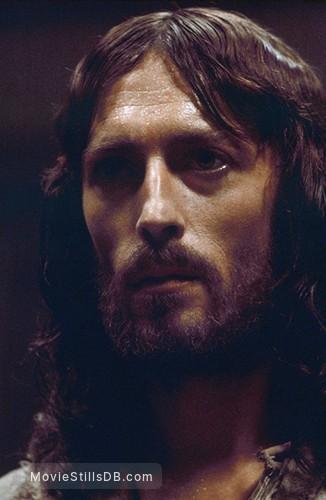 Jesus of Nazareth - Publicity still of Robert Powell