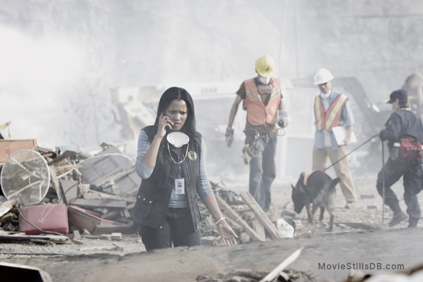 10.5: Apocalypse - Publicity still of Garcelle Beauvais