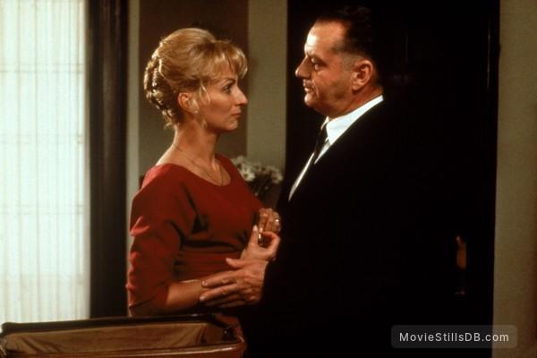 Hoffa - Publicity still of Jack Nicholson & Natalija Nogulich