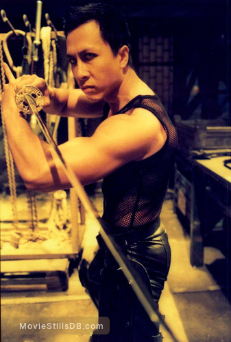 Blade 2 - Publicity still of Donnie Yen