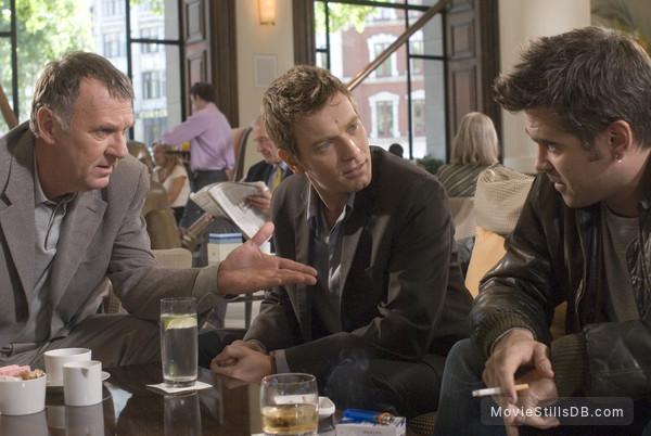 Cassandra's Dream - Publicity still of Colin Farrell, Ewan McGregor & Tom Wilkinson