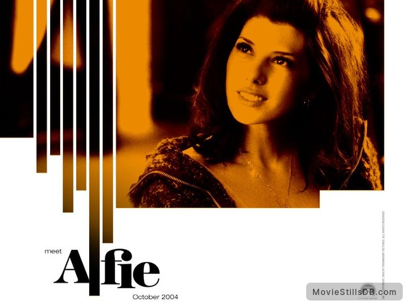 Alfie - Wallpaper with Marisa Tomei