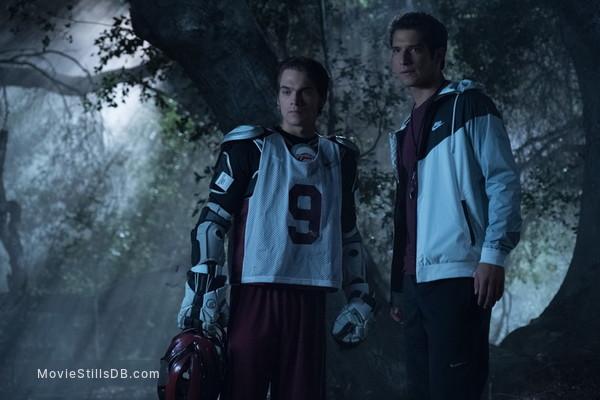Teen Wolf - Publicity still of Tyler Posey & Dylan Sprayberry