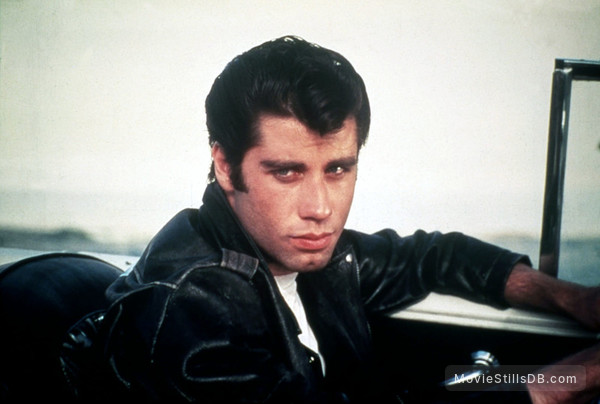 Grease - Publicity still of John Travolta
