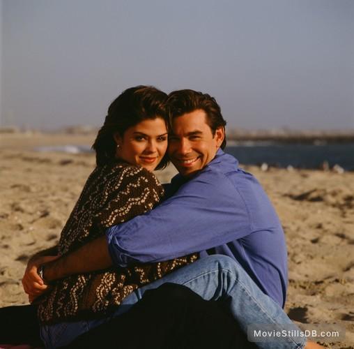 Sunset Beach - Promo shot of Clive Robertson & Susan Ward