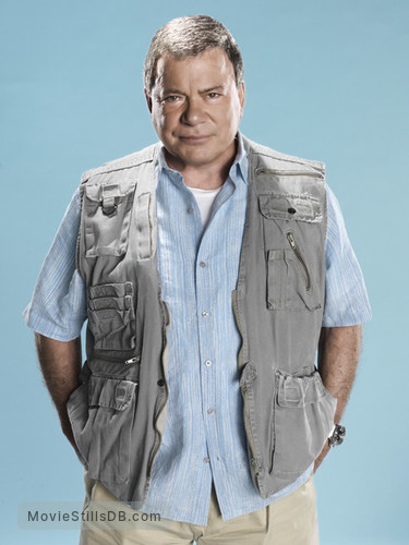 $#*! My Dad Says - Promo shot of William Shatner